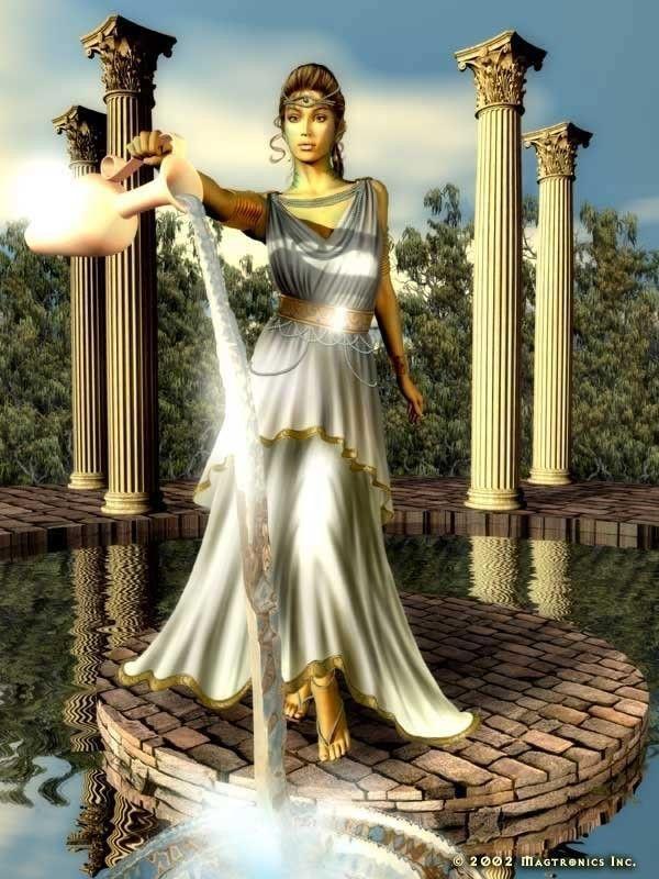 DÉESSE APHRODITE ( MYTHOLOGIE )