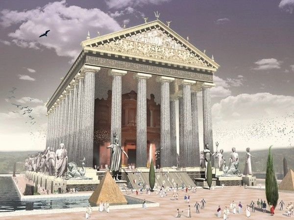 greek mythology and atlantis Atlantis was an island that used to thrive by the pillars of hercules the myth of atlantis was first mention in plato's dialogs timaeus and critias description atlantis was said to be larger than libya and asia combined.