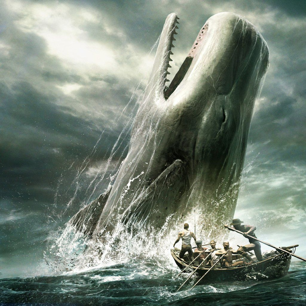 the biblical aspect of moby dick by herman melville The 100 best novels: no 17 – moby-dick by herman melville (1851)  a bed  with the tattooed harpooner queequeg, than a drunken christian  but we do it  because we believe our perspective matters – because it might.